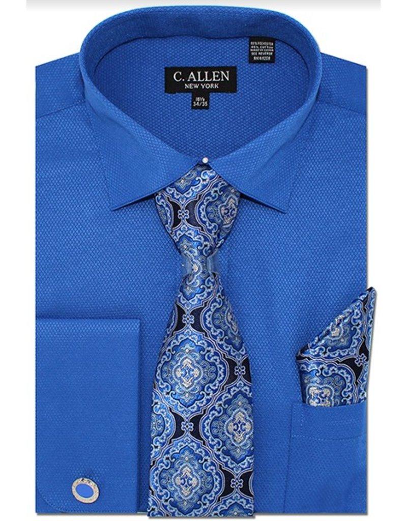 C. Allen C. Allen Shirt Set - JM212 Royal