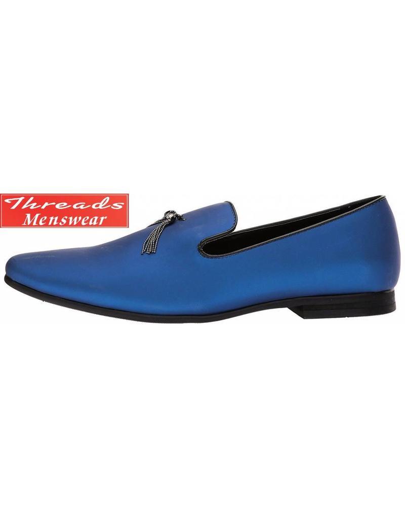 Giorgio Brutini Giorgio Brutini Crisp Formal Shoe - Royal Blue