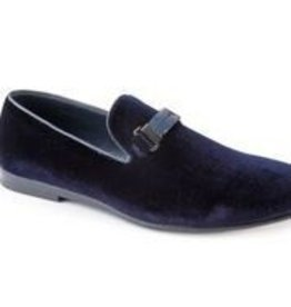 Montique Montique Causal Shoe - S79 Navy