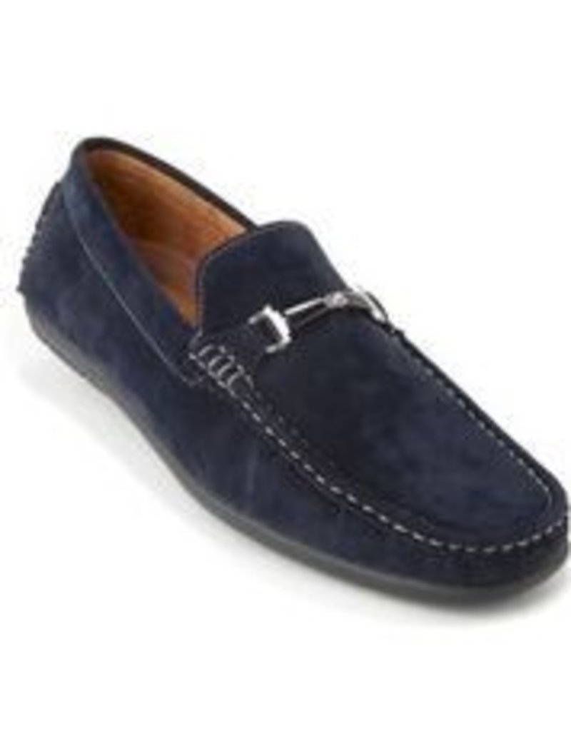 Montique Montique Casual Shoe - S241 Navy Blue