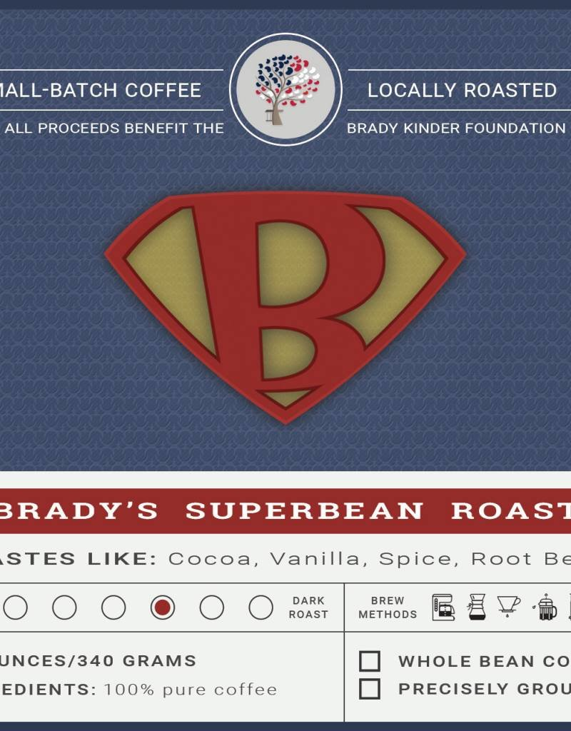 Bean Sprout, Inc. Brady's SuperBean Roast
