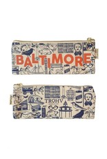Baltimore Pencil Pouch