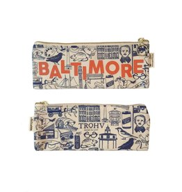 Baltimore Pencil Pouch