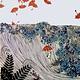 """Kris Goto Barrell II, 11""""x14"""" Matted Art Print"""