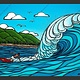 "Heather Brown PIPELINE STYLE, 16""X20"" GALLERY WRAP  GICLEE ON CANVAS, LIMITED EDITION #130/250, SO16125"