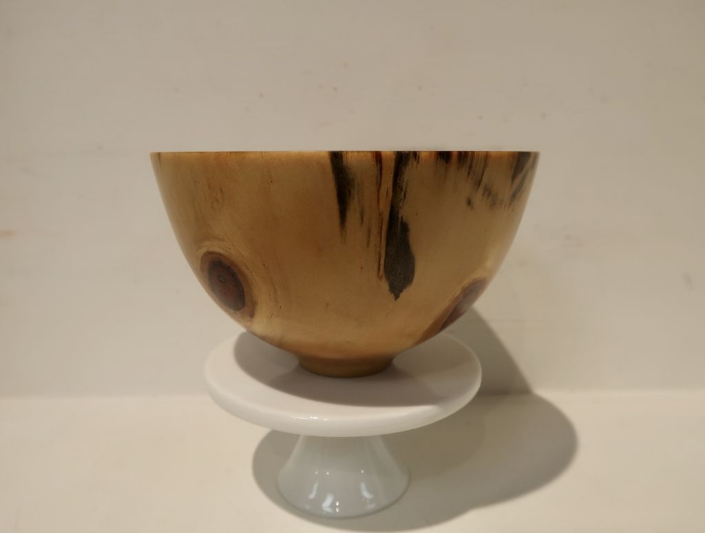 Andy Cole 100 5X3 NORFOLK PINE Bowl