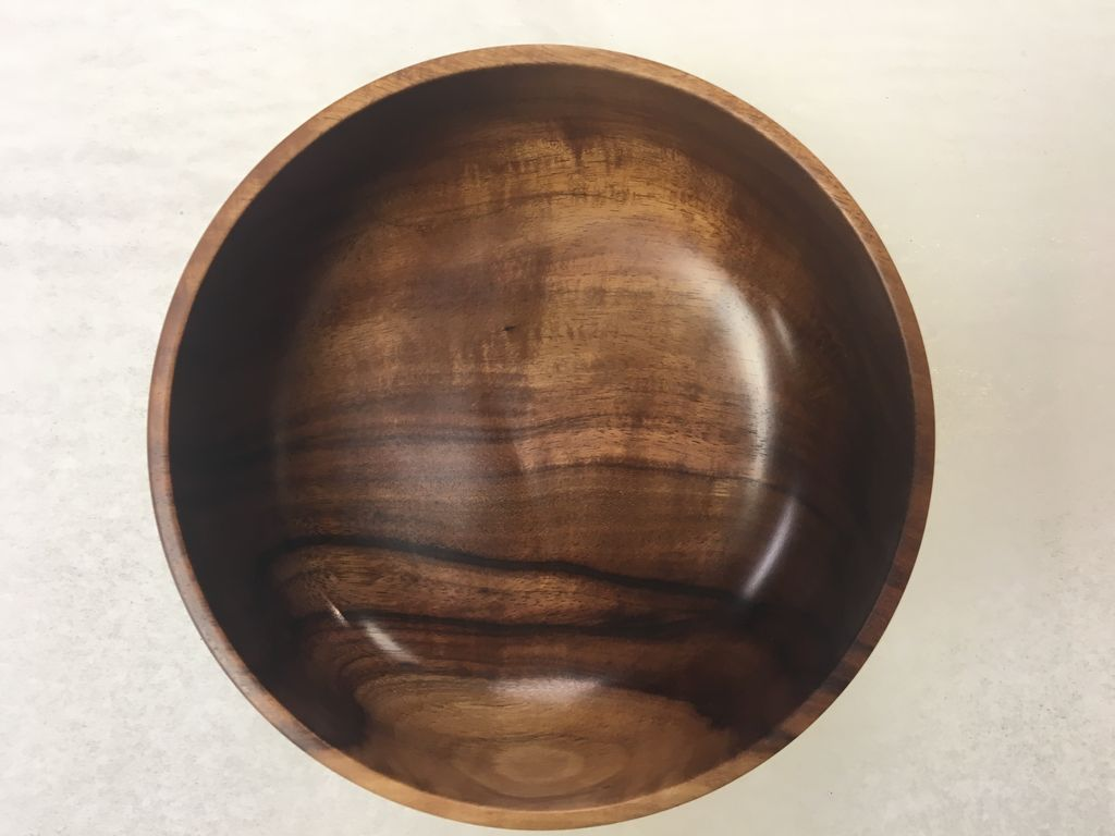 Andy Cole 117 7x3 Formosan Koa Bowl