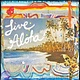 Susan Wickstrand 12x12 HAND-GLASSED ART: LIVE ALOHA