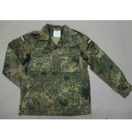 German Flecktarn Combat Shirt