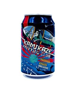 BrewDog BrewDog Kamikaze Knitting Club Maple Stout 330ml