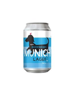 Red Duck Red Duck Munich Lager 330ml Cans