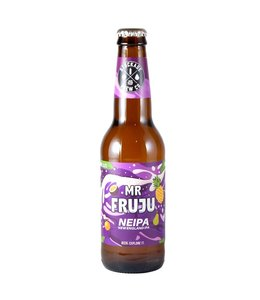 Stockade Brew Co. Stockade Brew Co. Mr Fruji NEIPA 330ml