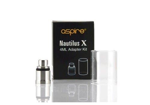 Aspire Nautilus X 4ml Tank Adapter Kit