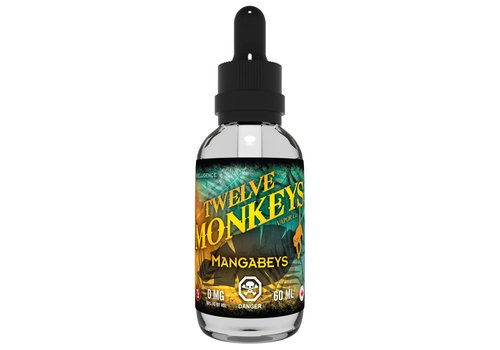 12 Monkeys - Mangabeys 60ML