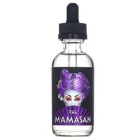 The Mamasan - Purple Cheesecake