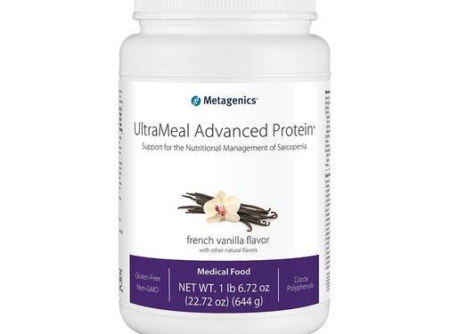 Metagenics UltraMeal Advanced Vanilla