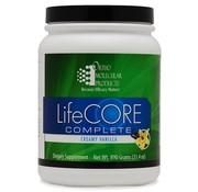 OrthoMolecular LifeCORE Complete Vanilla Protein