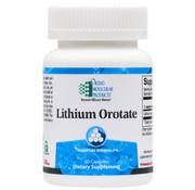 OrthoMolecular Lithium Orotate