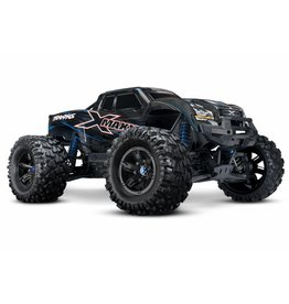 TRAXXAS TRA77086-4_BLUE X-MAXX: BRUSHLESS ELECTRIC MONSTER TRUCK WITH TQI TRAXXAS LINK ENABLED 2.4GHZ RADIO SYSTEM & TRAXXAS STABILITY MANAGEMENT (TSM)