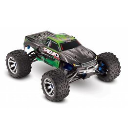 TRAXXAS TRA53097-3 REVO 3.3 GREEN:  1/10 SCALE 4WD NITRO-POWERED MONSTER TRUCK (WITH TELEMETRY SENSORS) WITH TQI 2.4GHZ RADIO SYSTEM, TRAXXAS LINK WIRELESS MODULE, AND TRAXXAS STABILITY MANAGEMENT (TSM)
