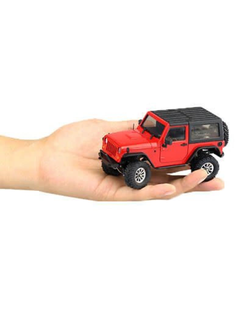 light scale nitro rc truck with Olhoh35a01 1 35 Micro Crawler Kit Wrangler Rubicon on 200002650 further Traxxas Slash Short Course 4wd Rtr Tra68086 4 Mark Jenkins in addition Proline Racing Pro3430 00 2014 Chevy Silverado Cle additionally Steering Parts Diagram For Rc Cars together with 41p Baja Head Light Green.