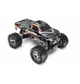 TRAXXAS TRA36054-1_BLK STAMPEDE: 1/10 SCALE MONSTER TRUCK WITH TQ 2.4GHZ RADIO SYSTEM