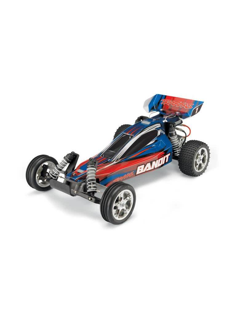 TRA24054-1_BLUE BANDIT: 1/10 SCALE OFF-ROAD BUGGY WITH TQ 2.4GHZ ...