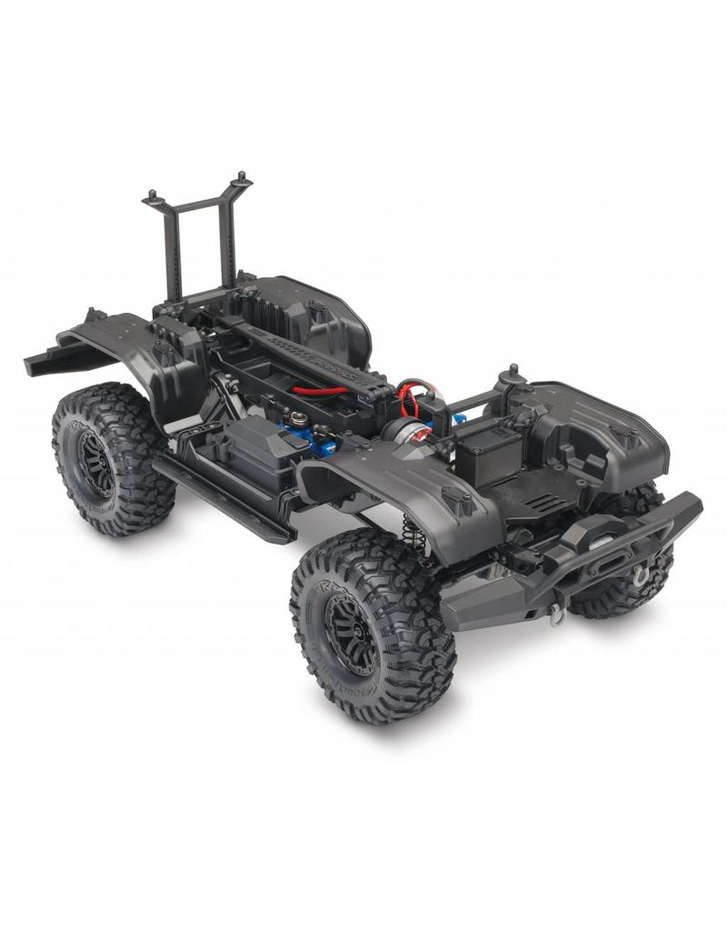 TRA82016-4 TRX-4 ASSEMBLY KIT: 4WD CHASSIS WITH TQI TRAXXAS LINK ...