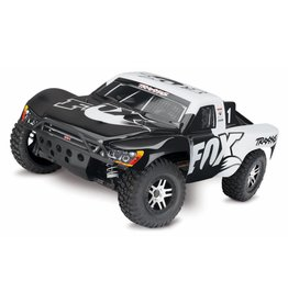 TRAXXAS TRA68086-4_FOX SLASH 4X4: 1/10 SCALE 4WD ELECTRIC SHORT COURSE TRUCK WITH TQI TRAXXAS LINK ENABLED 2.4GHZ RADIO SYSTEM & TRAXXAS STABILITY MANAGEMENT (TSM)