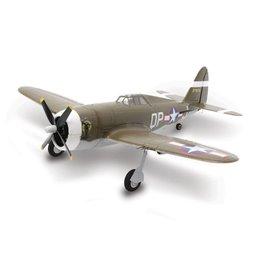 E-FLITE EFLU3250 UMX P-47 BL BNF