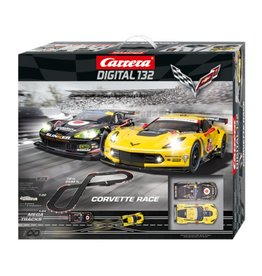 CARRERA CRA30186 DIGITAL 132 CORVETTE RACE KIT