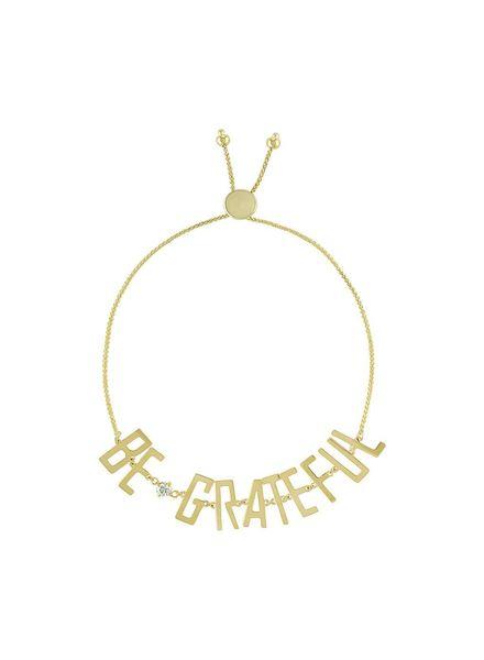 Eden Presley Grateful Bolo Bracelet