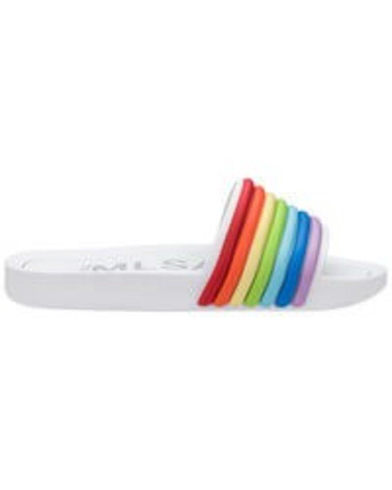 Melissa Beach Slide 3db Rainbow