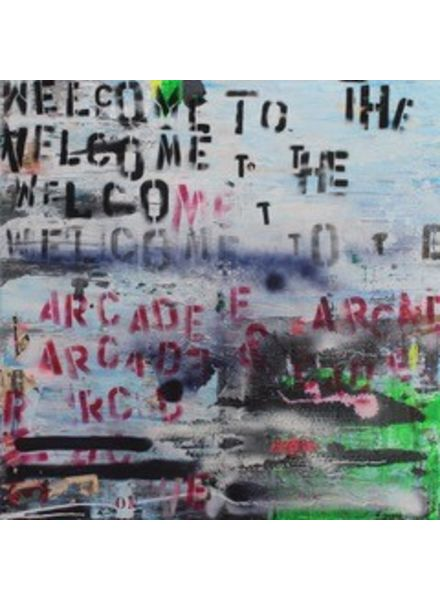 JS Lewis Arts Welcome to the Arcade