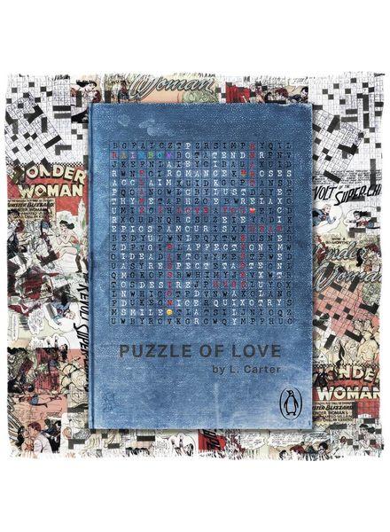 Suzi Roher Christina Scarf - Puzzle of Love