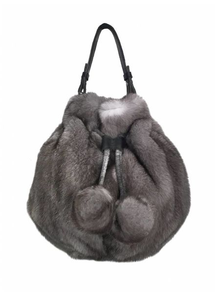 Jill Haber Ronnie Top-Handle Pouch and Cross Body