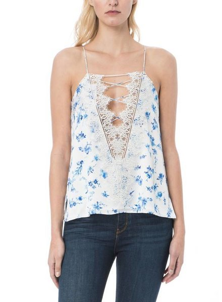 CAMI NYC The Charlie Azure Floral