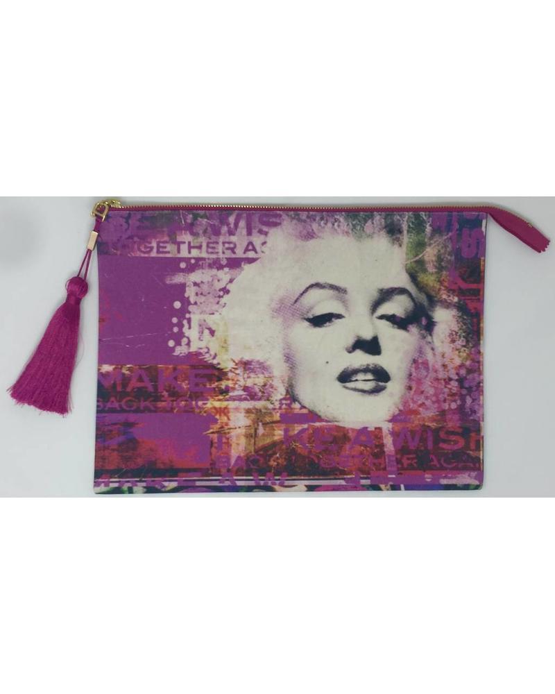 POPSTAR Marilyn Purple