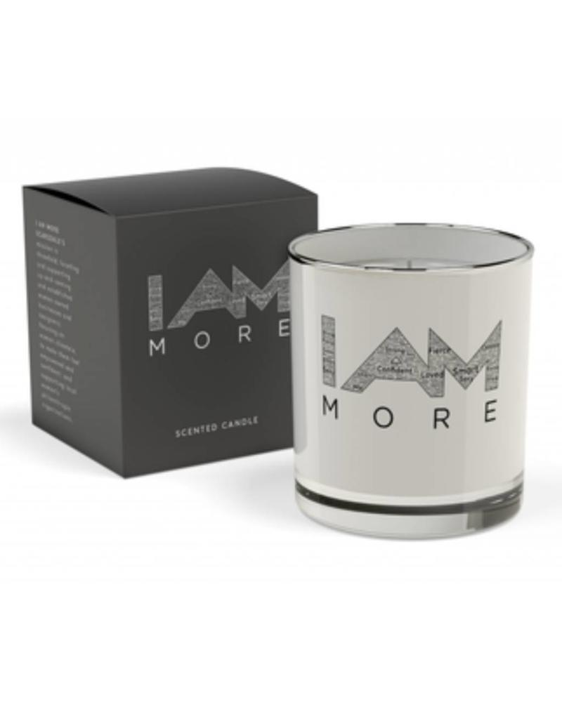I AM MORE Strong + Beautiful Candle