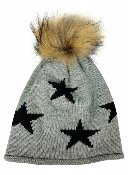 Hat Attack All Star Luxe Pom Hat F18