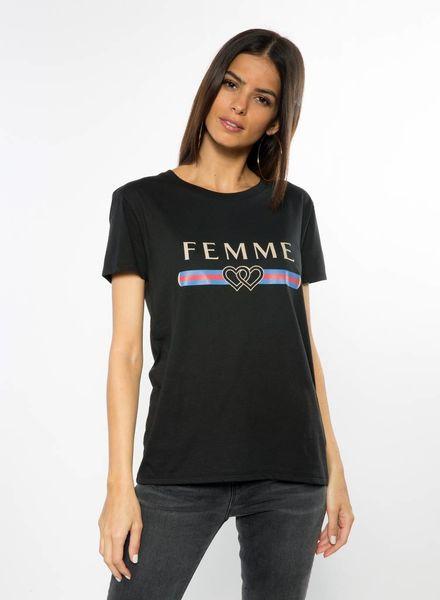 CHRLDR Femme T Shirt F18