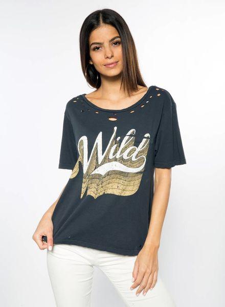 CHRLDR Wild Wide Pocket T-Shirt F18
