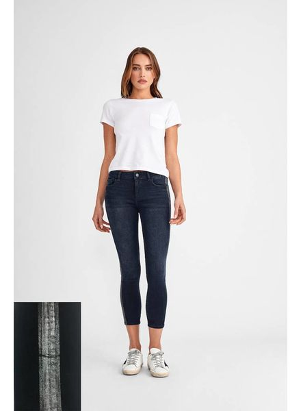 DL1961 Florence Crop Skinny Mid-Rise F18