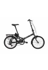 "EasyMotion Easy Motion Volt 250W 20"" Black Electric Folding Bike"