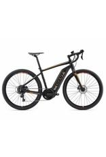 Giant 2018 Giant ToughRoad E+ GX Matte Black Electric Road Gravel Adventure Bike SML