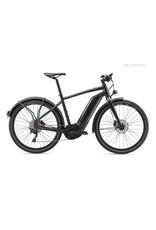 Giant 2018 Giant Quick E+ Metallic Anthracite Electric Road Hybrid Bike LRG