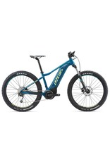 Giant 2018 Liv Vall-E+3 Dark Turquoise Blue MD Women's Electric Mountain Bike