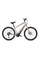 Specialized 2019 Specialized COMO 2.0 650B Electric Comfort Hybrid Bike Platinum/Black M/L