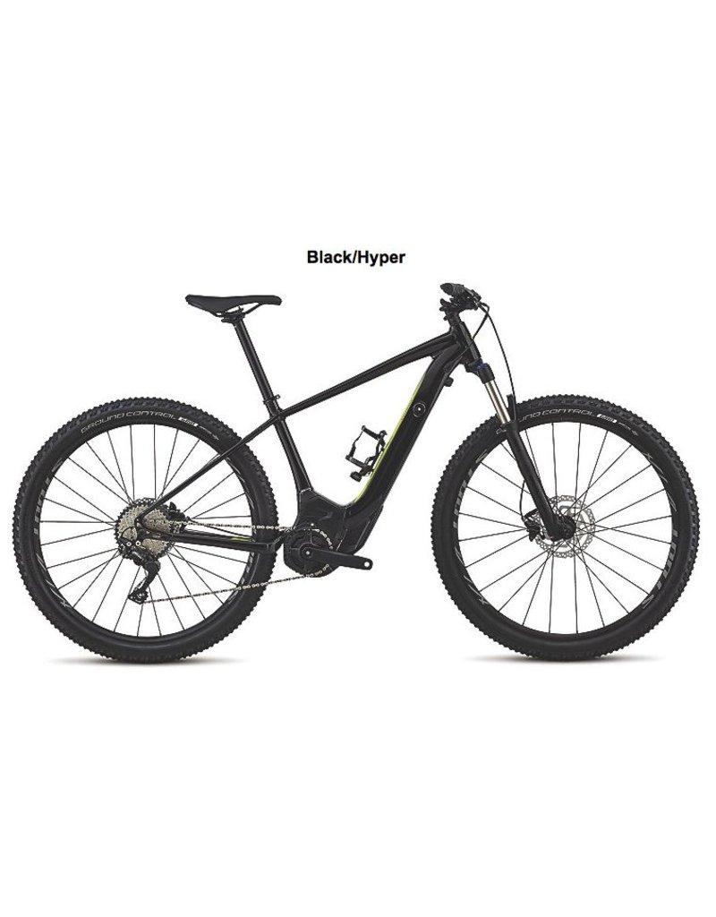 Specialized 2018 Specialized Turbo Levo Electric HT MTB Bike Black/Hyper LRG
