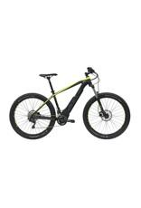 Bulls 2018 Bulls E-Stream EVO 2 27.5+ Black/Yellow 51cm Electric HT MTB Bike